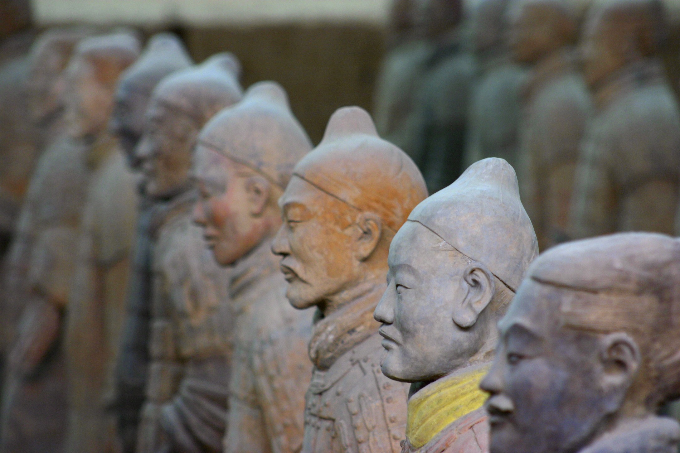 1 Day Xian Tour ( Terracotta Warriors & City Wall )