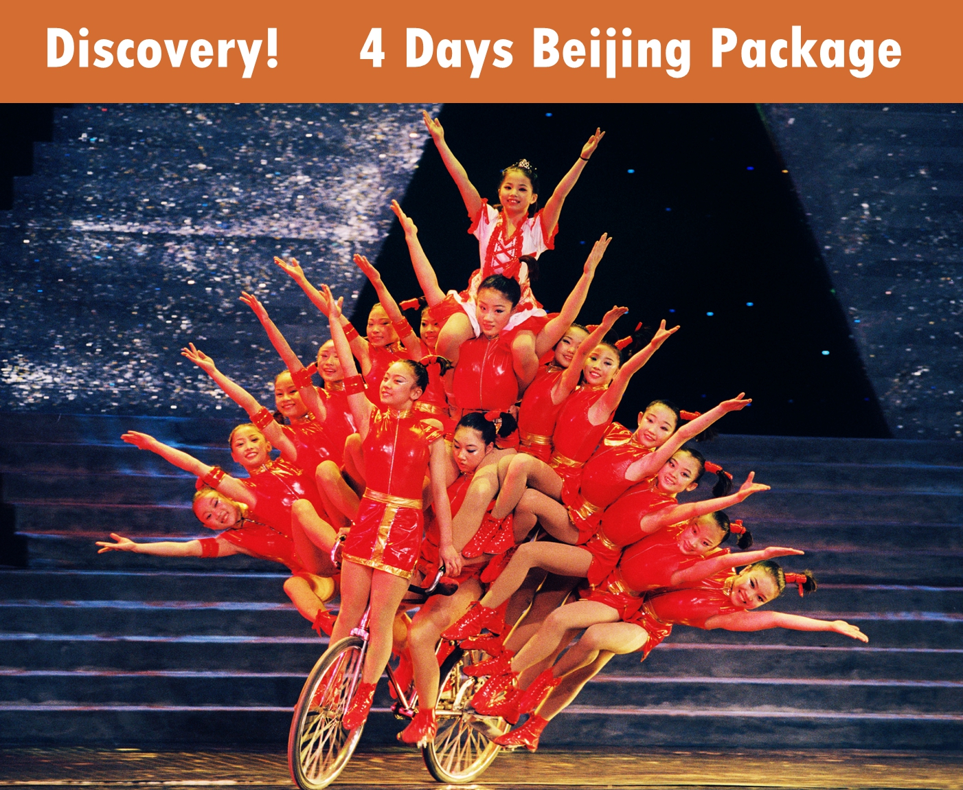 4-Day Beijing Tour Package
