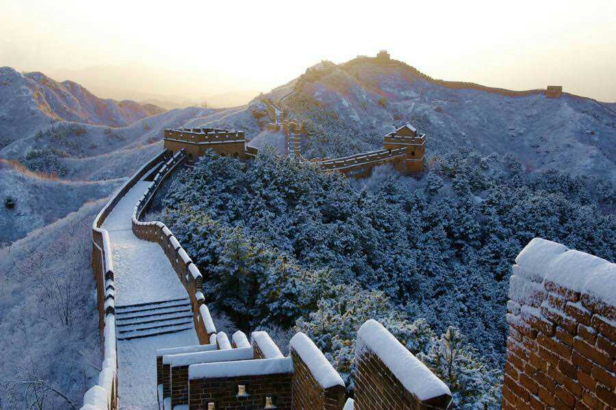 Beijing Muslim Great Wall Day Tour