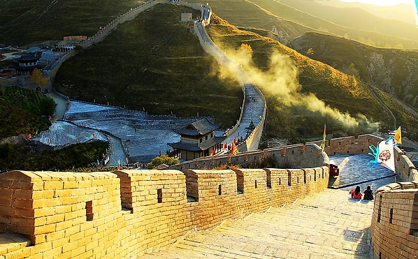 Mutianyu Great Wall and Underground Palace Bus Tour ​