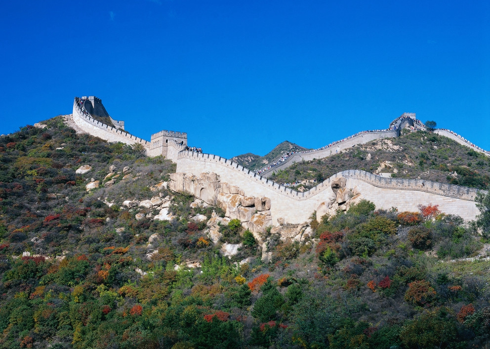 1 Day Badaling Morning Tour & Beijing to Tianjin Home Port Transfer