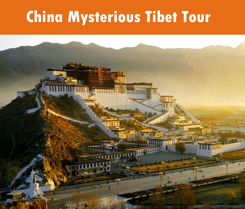China Mysterious Tibet Tour