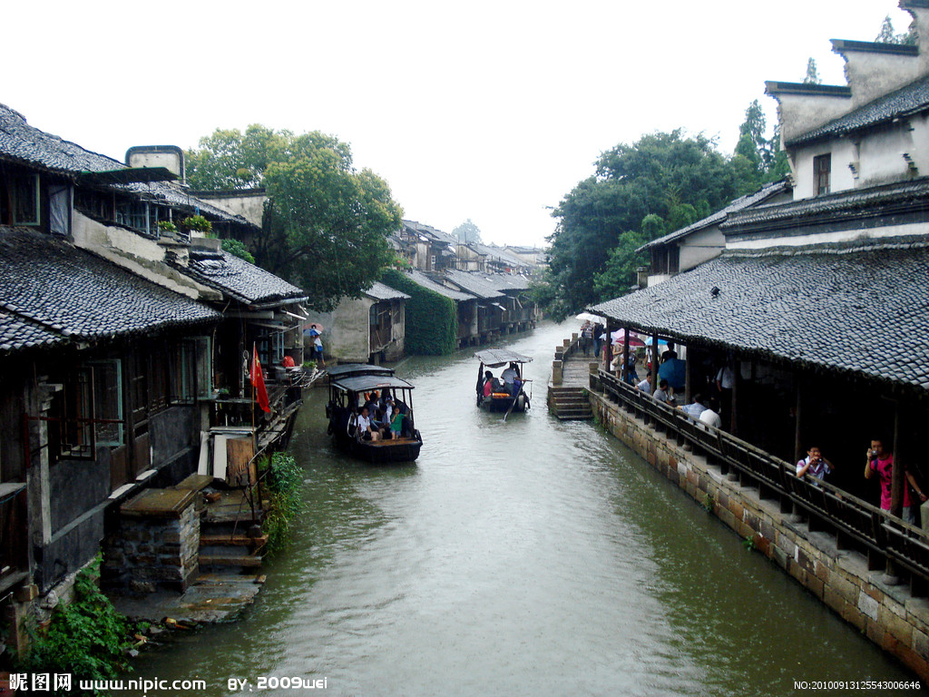 7 Days Shanghai tour to water village,suzhou,hangzhou & Puto mountain
